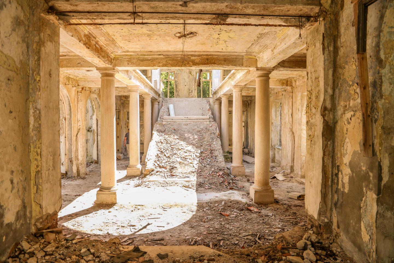 The Bay Of Abandoned Hotels | Exploring Croatia's Derelict Military Resort Kupari