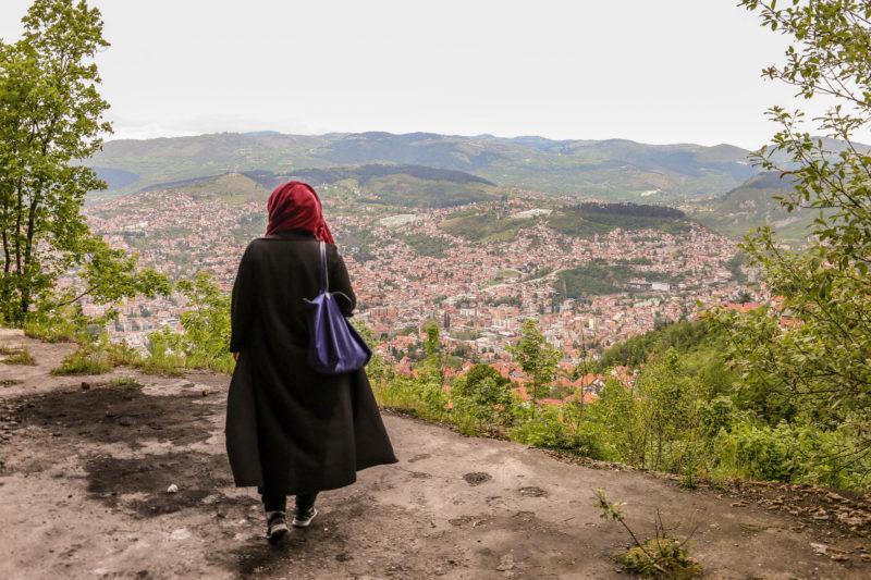 Sarajevo Mont Tribevic