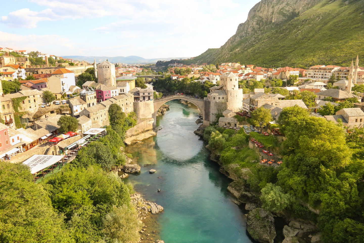 Mostar: A Guide To Bosnia's Fairytale City