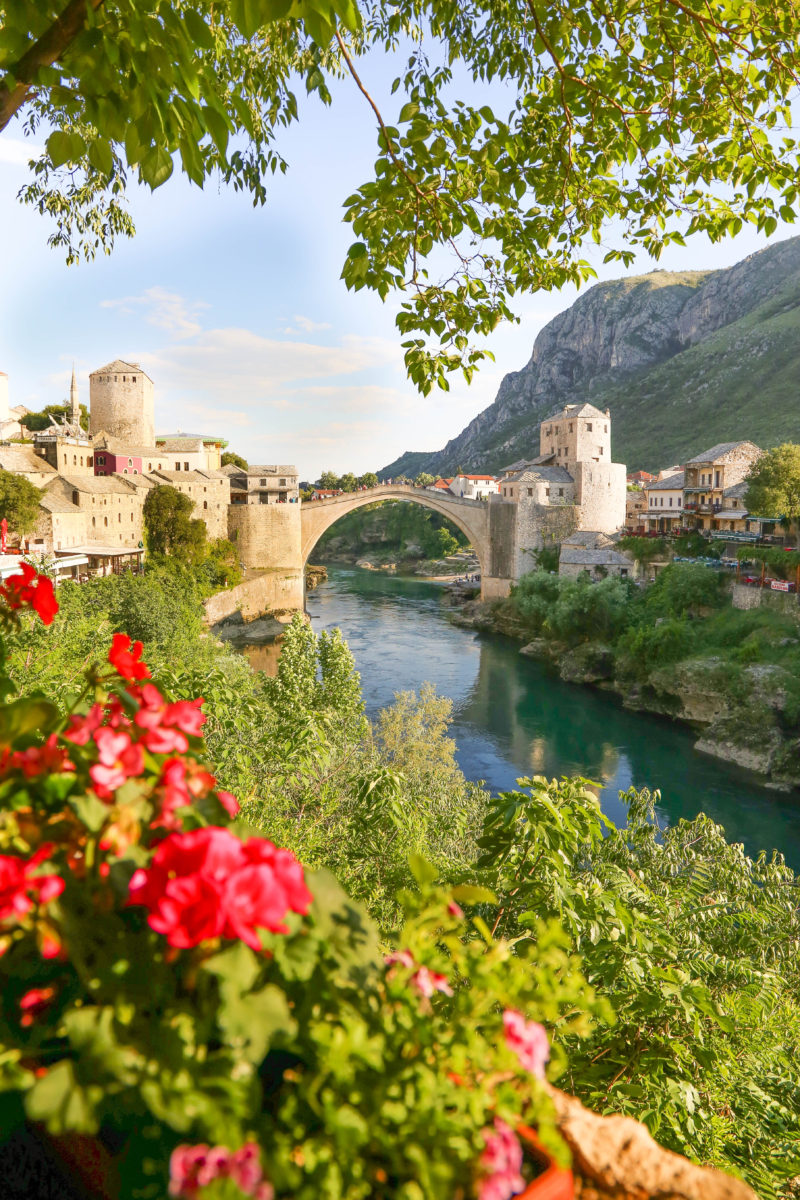 stari most, mostar, mostar bridge, bosnia