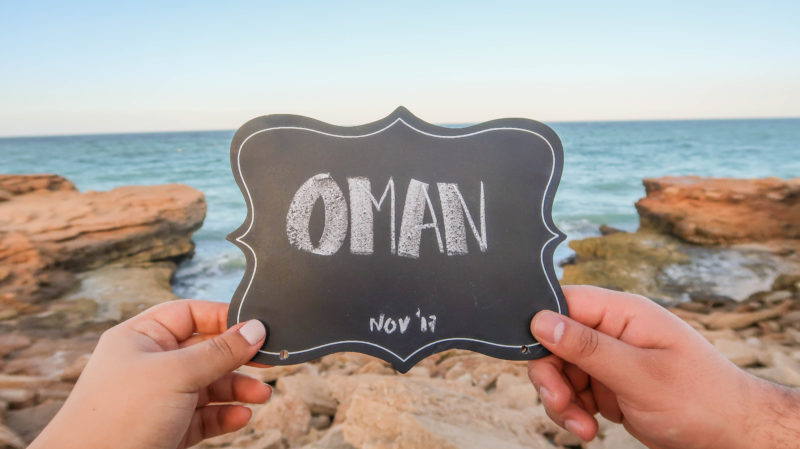 Oman, Come Fy With B