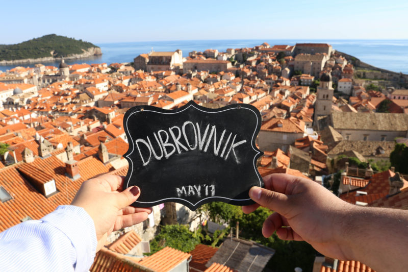 Come Fly With B In Dubrovnik