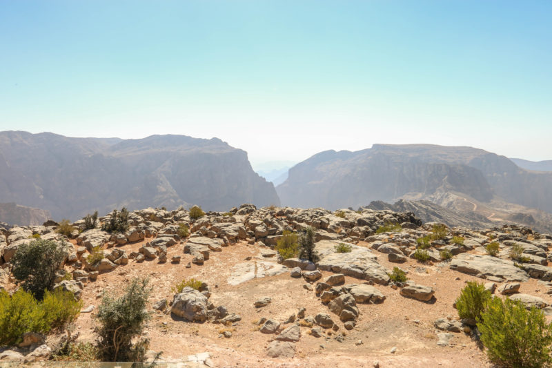 Jabal Akhdar, Oman, Anantara Jabal Akhdar, Oman Mountains